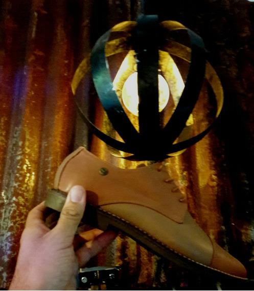 Zapatos De Cueros ..un Bombazo¿