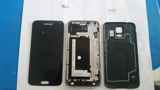 Samsung S5 Negro, 16gb, Liberado, En40d