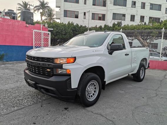 Chevrolet Silverado 4.3 1500 Ls Cab Reg Mt 2019
