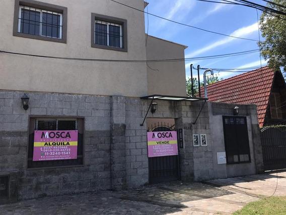 Departamento Dos Ambientes En Alquiler Moreno
