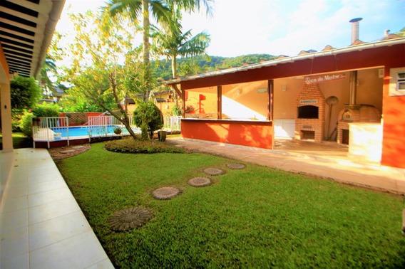 Casa Com 5 Dormitórios À Venda, 300 M² Por R$ 780.000,00 - Balneário Praia Do Pernambuco - Guarujá/sp - Ca0302