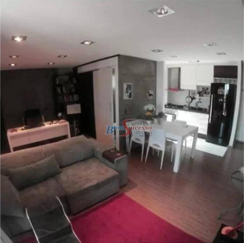 Apartamento Com 1 Dormitório À Venda, 50 M² Por R$ 380.000,00 - Vila Prudente (zona Leste) - São Paulo/sp - Ap2709