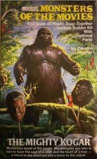 Moebius Monsters Of Movies: The Mighty Kogar