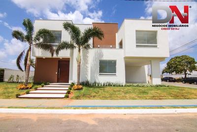 Casa Com 3 Dormitórios À Venda, 175 M² Por R$ 530.000 - Povoado De Pium - Nísia Floresta/rn - Ca0073