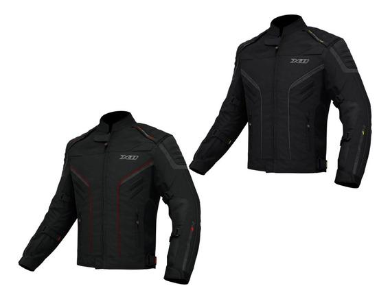 Jaqueta X11 Iron2 Impermeável Moto Motoqueiro Motociclista