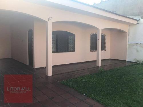 Imagem 1 de 29 de Casa Residencial À Venda, Chácara Das Tâmaras, Itanhaém. - Ca1152