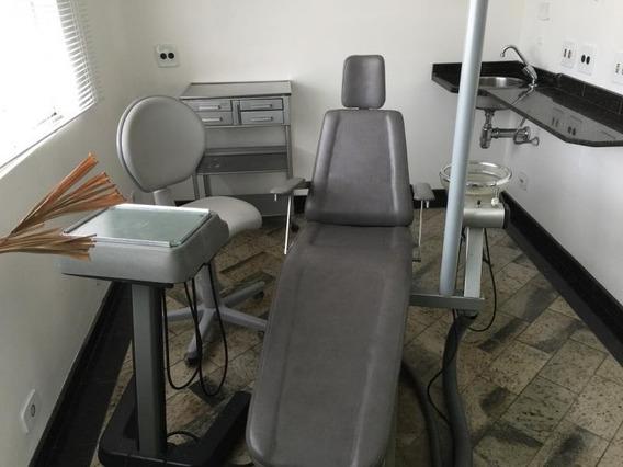 Consultório Odontológico Para Locação, Água Branca, 1 Dormitório, 1 Banheiro - 2000/2169