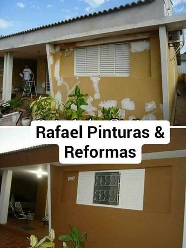 Imagem 1 de 5 de Reforma E Pintura Em Geral !