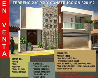 Hermosa Residencia Nueva En Costa De Oro Boca Del Rió Veracruz