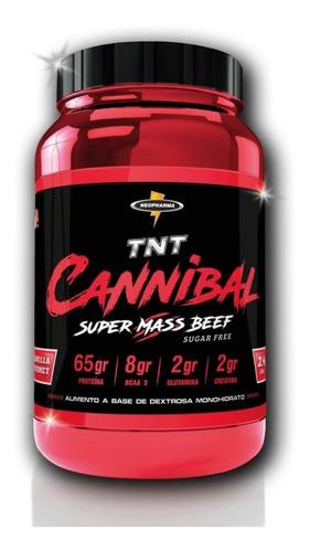 Cannibal Super Mass Beef 2.4lb