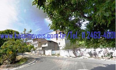 Terreno Comercial À Venda, Vila Silveira, Guarulhos. - Te0016