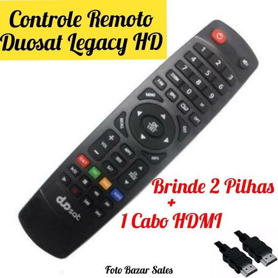 Controle Remoto Smart Legacy Hd Autorizado Pronta Entrega