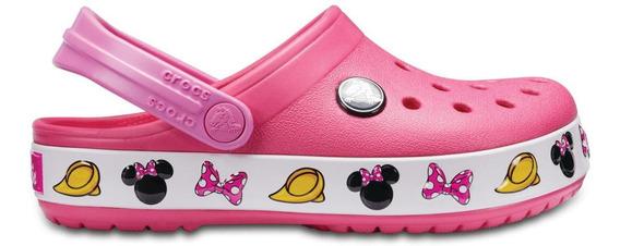 Crocs - Crocband Minnie Clog Kids
