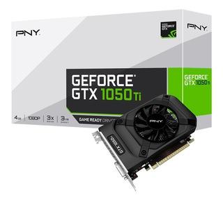 Tarjeta De Video Pny Geforce Gtx 1050ti 4gb