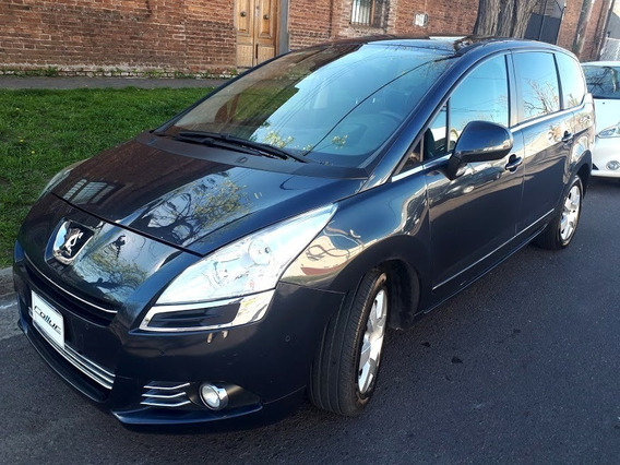 Peugeot 5008 Allure Plus 1.6 Thp 7asientos 2013.