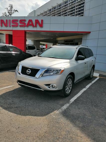 Nissan Pathfinder Advance 4wd