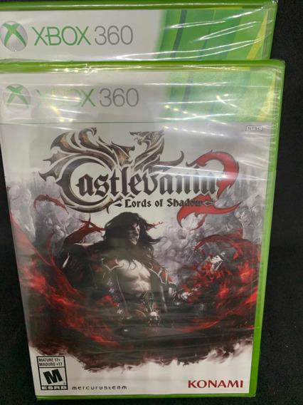 Jogo Castlevania Lords Of Shadow 2 Xbox 360 Pronta Entrega