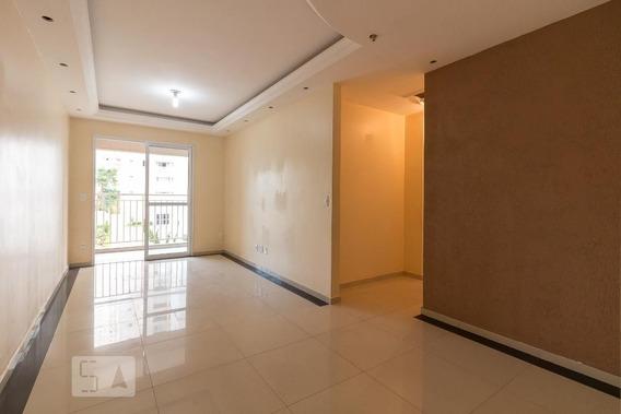 Apartamento No 1º Andar Com 3 Dormitórios E 2 Garagens - Id: 892995238 - 295238