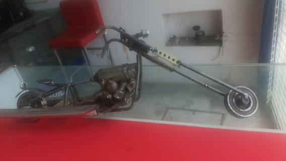 Motp Rustica Echiza .58cm Largo 18 Cm Alto Peso Mas De 2 K