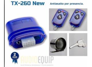 Alarma Para Motos Dp-20 Tx-260 - Accesorios para Vehículos