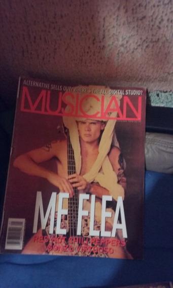 Revista Musician Importada 02 Unidades Anos 90