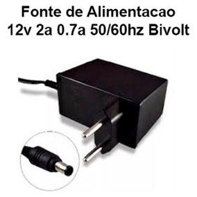 Fonte De Alimentação Acbel 12v 2a Modelo Wac003 Ac0g