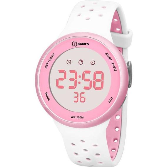 Relógio X-games Feminino Xfppd040bxbr