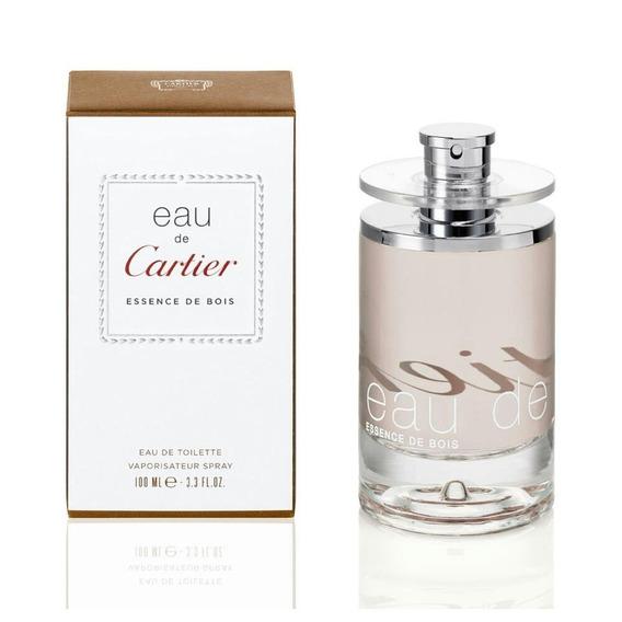 Perfume Eau De Cartier Essence De Bois 100 Ml - Selo Adipec