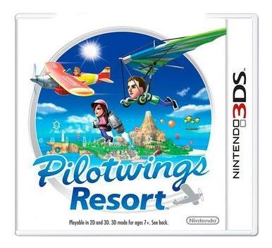 Jogo Pilotwings Resort - Nintendo 3ds Lacrado