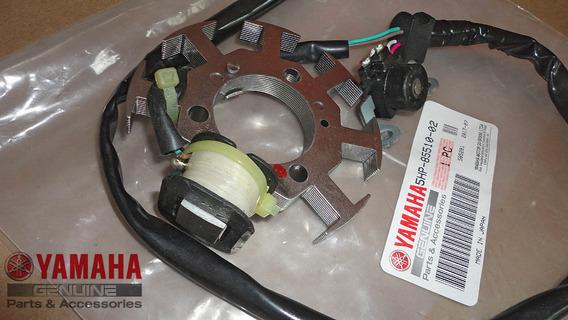 Estator Yamaha Ttr 125lw 1 Peça Ttr125lw 2011 Até 2013