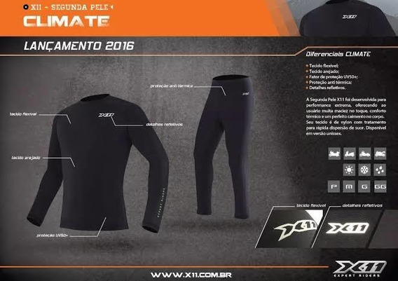 Camisa Segunda Pele X11