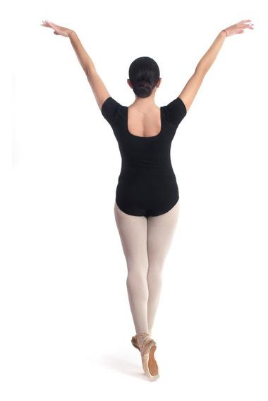 Malla De Ballet Manga Larga Adulto