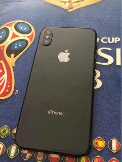 iPhone X De 64gb Space Gray