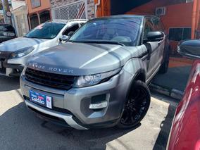 Ranger Rover Evoque Dynamic 2.0, Ano 2012 Autos Rr