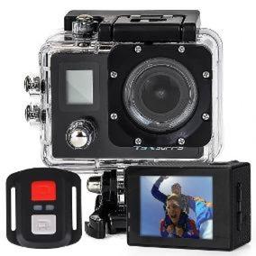 Câmera Filmadora Esportiva Prova Dágua Action 4k 30fps Wifi