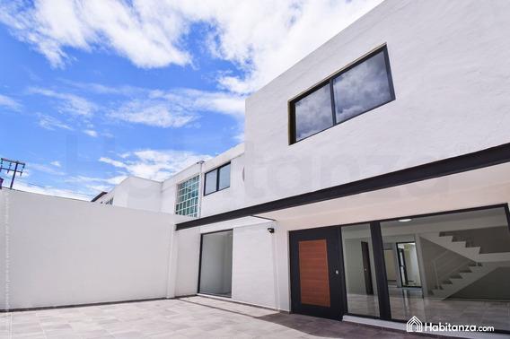 Casa Nueva Y Lista Para Estrenar En Lomas Verdes
