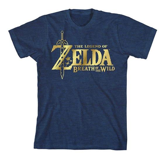 Playera Camiseta Colección The Legend Of Zelda S5e Thinkgeek