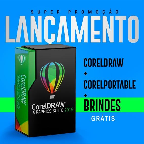 Corel Draw 2019 03 Ativaçoes + Brindes