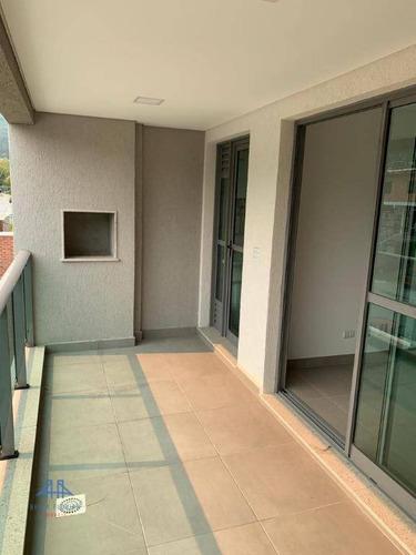 Imagem 1 de 20 de Apartamento Com 2 Dormitórios À Venda, 81 M² Por R$ 615.000,00 - Monte Verde - Florianópolis/sc - Ap3301