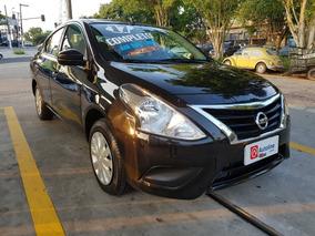 Nissan Versa 2017 Completo 33.000 Km Impecável