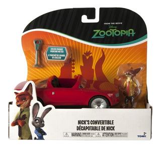 Zootopia Nick