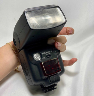 Flash Nikon Speedlinght Sb-26 Original