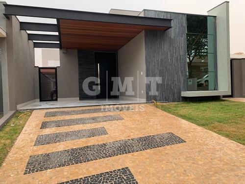 Casa Em Condomínio, Bonfim Paulista, Ribeirão Preto - Ca1382-v