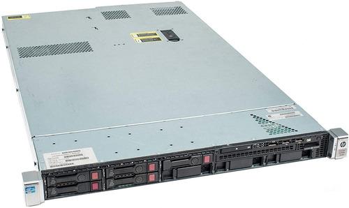 Imagem 1 de 3 de Servidor Hp Dl360e G8 - Hd 2x 600gb Sas - Memoria 32gb Ecc