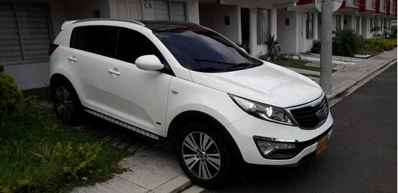 Kia New Sportage Summa Full 2016 Techo En Cristal Aa