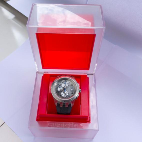Relógio Swatch Chrono Automático Svgk 402