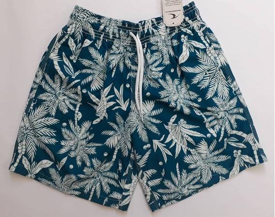 Kit 2 Shorts De Praia Curto Masculino Moda Promoção