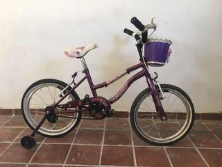 Bicicleta Niña Kelinbike 16 / Impecable Sin Uso