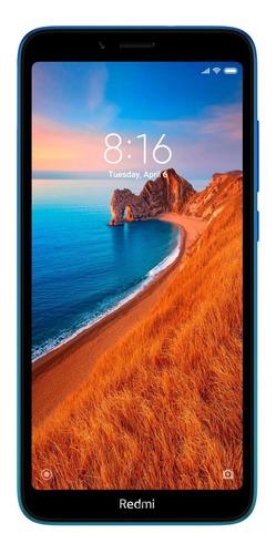 Celular Smartphone Xiaomi Redmi 7a 32gb Azul - Dual Chip