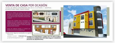 Venta De Casa Y Terreno Inversión Y Negocio Jaén